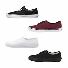 New Vans Authentic Skate Shoes Classic Canvas Men Sneakers All Sizes Colors NIB
