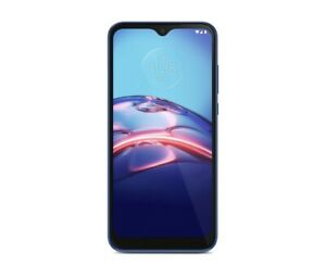 Motorola Moto E 2020 32GB Midnight Blue Boost Mobile Single SIM NEW & SEALED
