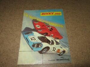 251Q Catalogue DINKY 1970 Edition I Original And Full 24 Pages Meccano Triang