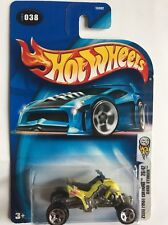 Hot Wheels 2003 First Editions Sand Stinger ATV Scale 1:64 New
