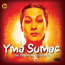 Sumac Yma - Essential Recordings The NEW CD