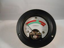 """265-669 VOLTAGE CURRENT METER  FS=100UADC  NEW OLD STOCK 2 1/2"""""""
