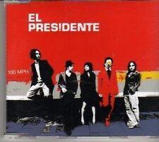 (CL370) El Presidente, 100 MPH - 2005 CD