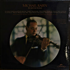MICHAEL RABIN: In Memoriam-SEALED1972LP LEONARD SLATKIN