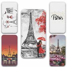 For iPhone 7 & 8 Flip Case Cover Paris Set 4