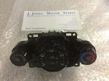 2013 FORD FIESTA MK 8 ZETEC S COMPLETE HEATER CONTROL WITH A/C  8A6119980BG