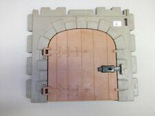 Playmobil Tor für Ritterburg 3666 Bauernhof Fachwerkhaus Türriegel Set 2