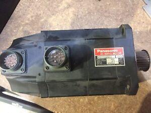 Panasonic AC Servo Motor, MFA055MB5BCA, 550W, Champion , MAZAK STX LASER