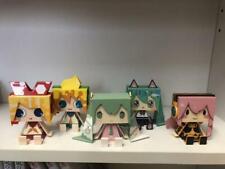 Japanese antique Vocaloid Figure Gurafig Miku Sakura Rin Ren Ruka set of 5