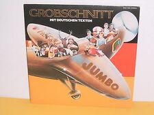 LP - GROBSCHNITT - JUMBO ( KRAUTROCK )