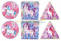6 Unicorn Maze Puzzles - Games Pinata Toy Loot/Party Bag Fillers Wedding/Kids