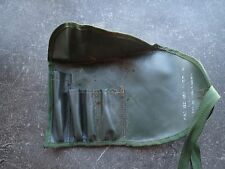 Australian Army Vietnam era L1A1 SLR Cleaning Kit  Pouch only (Lot 4)