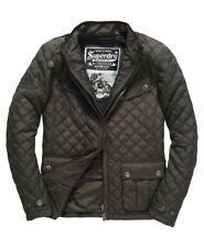 Mens Superdry Apex Norse Coat Jacket rrp £90