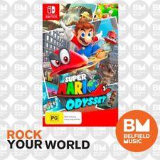 Super Mario Odyssey Nintendo Switch Adventure Game - Belfield Music
