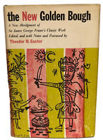 The New Golden Bough by Theodor Gaster 1959 Hardcover-DJ Sir James George Frazer