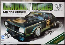 Nissan Skyline Ken & Mary 2dr Kenmary works  LB works 1:24 JDM Aoshima 09819 #02