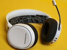SteelSeries Arctis 3 X PC, Xbox One, PS4, Switch Headset, white 7.1 Headset