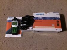 Original and Boxed Siemens (Germany) C35i Vintage Mobile Phone