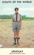 Scouts of the World: Uruguay (1968 Boys Scouts of America) Uniform