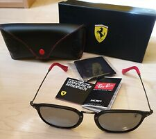 Ray Ban Aviator Ferrari Scuderia RB3025 RB2448 Pilot Sunglasses for Men or Women