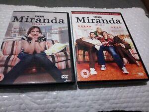 Miranda: Series 1, 2. DVD used
