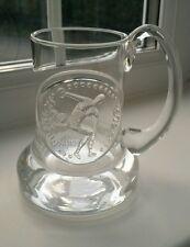 Dartington 1972 Jeux Olympiques de Munich verre Tankard conçu par Frank Souffleuse