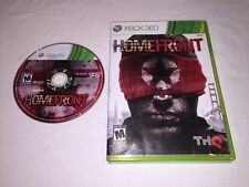 HomeFront (Microsoft Xbox 360) Game in Case Excellent!