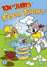 Tom and Jerry's Food Fight [DVD] [2011][Region 2]