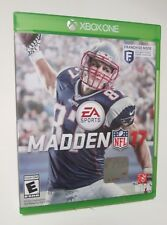 Madden NFL 17 - Complete! (Microsoft Xbox One, 2016)