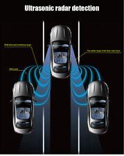 Car Blind Spot Detection Microwave Radar Sensor System BSD Motion Light Warning