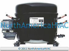 EMBRACO EMI70HNR Replacement Refrigeration Compressor 1/3 HP R-134A R134A 115V