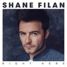 Right Here 0825646031504 by Shane Filan CD