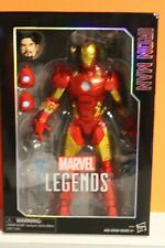 Marvel Legends series:I am IRONMAN Awesome sharp ,MIB SEE ACTUAL PHOTOS