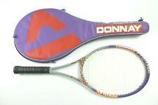 Donnay Pro One Limited Edition Tennisschläger L2 Mid racket strung Belgium Tour