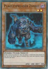 Yu-Gi-Oh: PLAGUESPREADER ZOMBIE - DASA-EN041 - Super Rare Card - 1st Edition