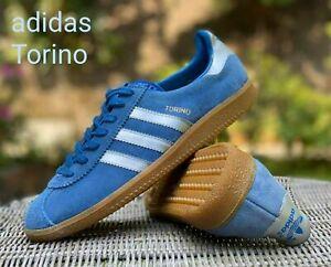 Adidas Torino City Series Trainers Originals Retro Size 11.5 UK BNIBWT