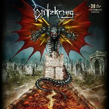 BLITZKRIEG - A Time Of Changes 30th Anniversary Edition CD 2015 NWOBHM OVP