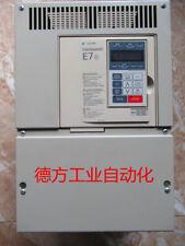 1pc YASKAWA CIMR-E7B4030 30KW/380v (by DHL or EMS 90days Warranty) #G157M XH