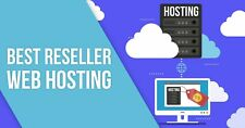 Unlimited Reseller Web Hosting w/ Unlimited WHMCS  Use