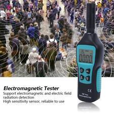 Digital LCD EMF Tester Elektromagnetisch Feld Strahlungsdetektor Meter 1-1999V ?
