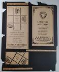 Lambert Brothers NYC Jeweler Ad 1959 Rare Original VHTF 60th St Lex Cuff Marchal