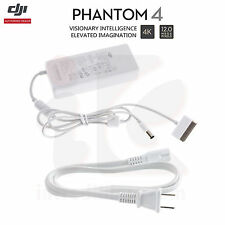 DJI Phantom 4 Drone Part 9 12 100W Battery Charger, AC Power Adaptor Cable USA