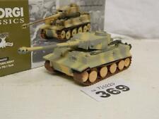 Corgi 1:60 German Army Tiger MKI Tank Russian Front 1943 Box 66501