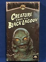 Creature From The Black Lagoon VHS Classic Horror
