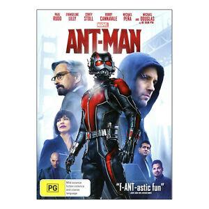 Ant-Man DVD Brand New Region 4 Aust. - Paul Rudd, Michael Douglas - Free Post