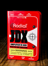 Radial JDX Reactor Direct Box Pedal - Free Shipping
