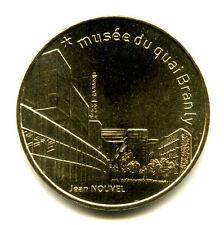 75007 Musée du Quai Branly, Nouvel, 2006NV, Monnaie de Paris
