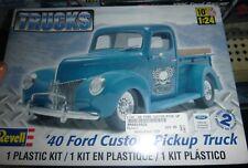 REVELL 85-4928 1940 FORD PICKUP STREET ROD 1/24 New Model Car Mountain fs