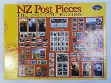Holdson Puzzle NZ Post Pieces The 2003 Stamp Collection Show Lord Of The Rings