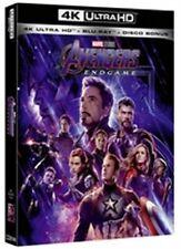 Avengers - Endgame (4K Ultra HD + Blu-Ray Disc + Bonus Disc)